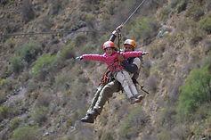 Sensation  forte au Pérou  Via ferrata dans la Vallée Sacrée à Cusco