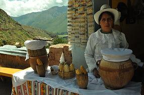 A boire au Pérou
