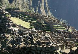 Agence de voyage au Machu Picchu