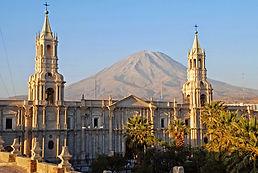 Circuit, voyage et découverte d'Arequipa