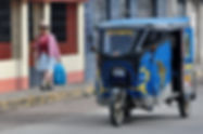 Transport au Pérou
