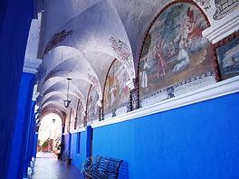 Circuit sur mesure au pérou le Monastére de Santa Catalina à Arequipa