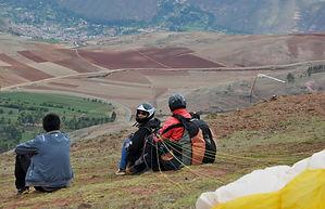 Circuit a la carte au Pérou Parapente à Cusco