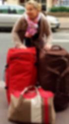 Bagages, valises pour voyage et circuit au Pérou
