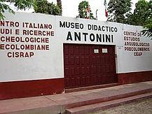 Découverte et visite des Nasca, le musée Antonini