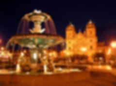 Vacances au Pérou la Cathédralede Cusco