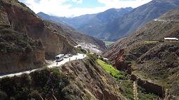Sport au Pérou au Pérou VTT - vélo tout terrain