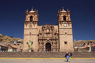 Agence locale de voyage au Pérou Lac Titicaca