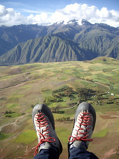 Circuit découverte au Pérou Parapente à Cusco