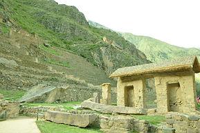 Site archéologique d'Ollantaytambo