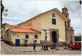 Visiter et Voyager au Pérou Le temple et quartier de San Blas Cusco