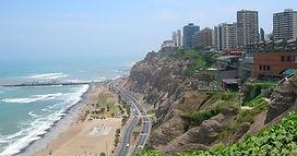 Découverte et shopping touristique a Miraflores Larcomar à  Lima
