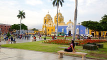 La Cathédrale de Trujillo, à voir au Pérou