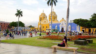 Séjour sur la cote nord du Pérou la Cathédrale de Trujillo