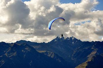 A faire au Pérou Parapente à Cusco