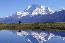 Rencontre Cordillere Blanche Huaraz au Pérou