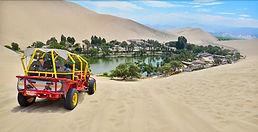 Buggy et sport à Huacachina