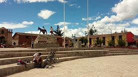 Visite de Maras et ses salines