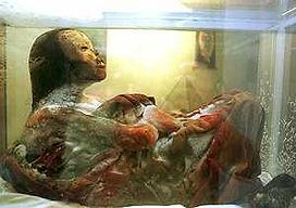 Visiter et à voir le Musée du Sanctuario Andino, la momie Juanita à Arequipa