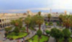 Vacances au Pérou Plaza de Armas d'Arequipa