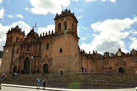 découverte et voyage au Pérou la Cathédralede Cusco