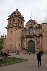 Visite Eglise de La Merced au Pérou, voyage