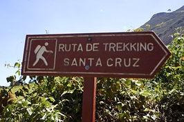 Trek de la Cordillère Blanche à Huaraz