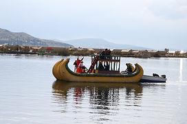 Iles Uros Lac Titicaca voyage et découverte