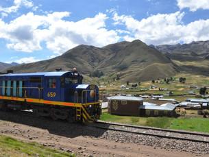 Peru Rail Titicaca, le train de luxe, Cusco - Puno