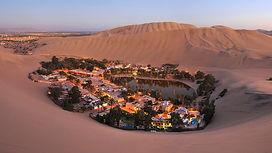 Visiter et à voir l'oasis de Huacachina à Ica