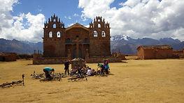 sport et sensation  au Pérou VTT - vélo tout terrain