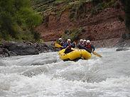 Aventure et sport, Rafting au Pérou