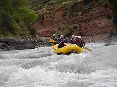Rafting, aventure et sport au Pérou