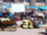 Puno à voir le Marché artisanal de Laykakota