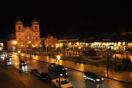 eglise de la compagnie de Jesus à Cusco voyage au Pérou