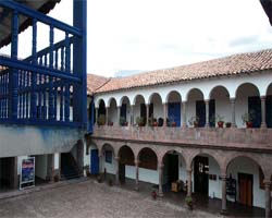 Circuit et voyage au Pérou Musée historique régional à Cusco