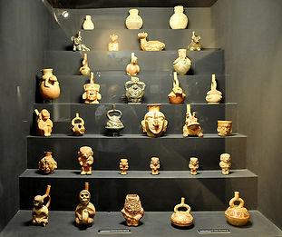 Circuit sur mesure au Pérou Musée archéologique national Brüning Chiclayo Lambayeque