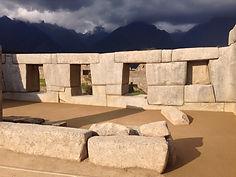 Site archeologique au Pérou