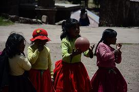 Ile de Taquile Lac titicaca a visiter et à voir