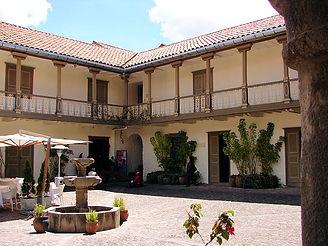 Voyager et visiter le Pérou  Musée de l'Inca à Cusco