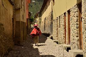 Voyage à  Ollantaytambo dans la Vallée Sacrée
