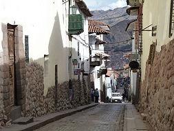 A voir à Cusco Le temple et quartier de San Blas Cusco