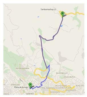 Aller en taxi à Puca Pucaraà Cusco