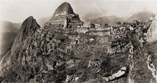 L'histoire du Machu Picchu
