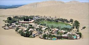 Circuit découverte la lagune de Huacachina à Ica