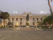 Visiter La Place Plaza Bolívar à Lima au Pérou
