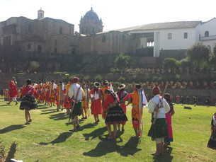 Inti Raymi au Koricancha, la fête du soleil, Part I