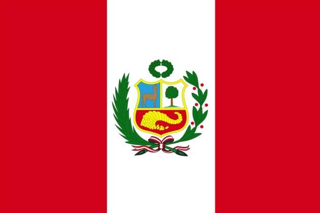 Histoire du drapeau Péruvien