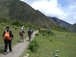 Circuit Chemin de l'Inca vers le Machu Picchu