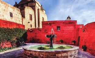 Voyage Arequipa - Couvent de Santa Catalina